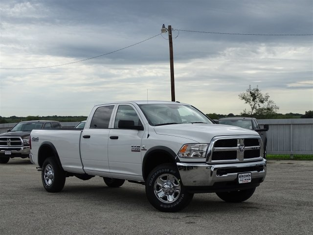2018 Ram 2500 Crew Cab 4x4,  Pickup #D16250 - photo 3