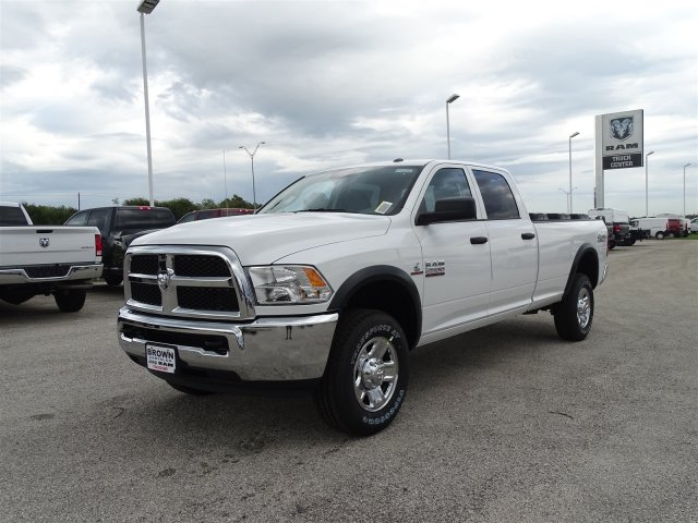 2018 Ram 2500 Crew Cab 4x4,  Pickup #D16250 - photo 4