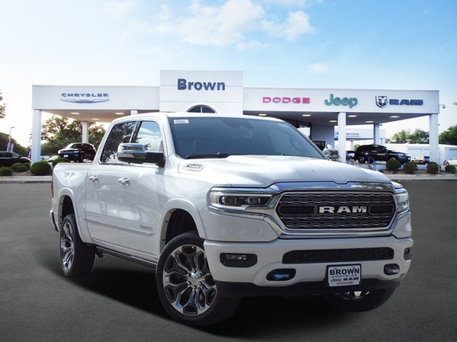 2019 Ram 1500 Crew Cab 4x2,  Pickup #D16259 - photo 1
