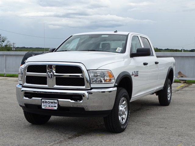 2018 Ram 2500 Crew Cab 4x4,  Pickup #D16270 - photo 5