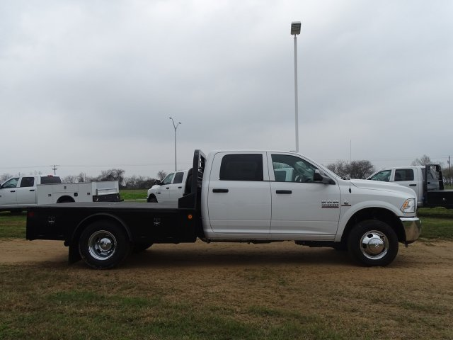 2018 Ram 3500 Crew Cab DRW 4x4,  Norstar Platform Body #D16284 - photo 9