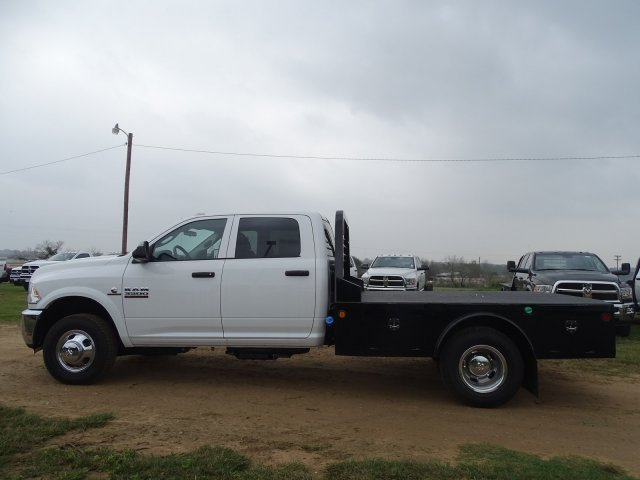 2018 Ram 3500 Crew Cab DRW 4x4,  Norstar Platform Body #D16284 - photo 8