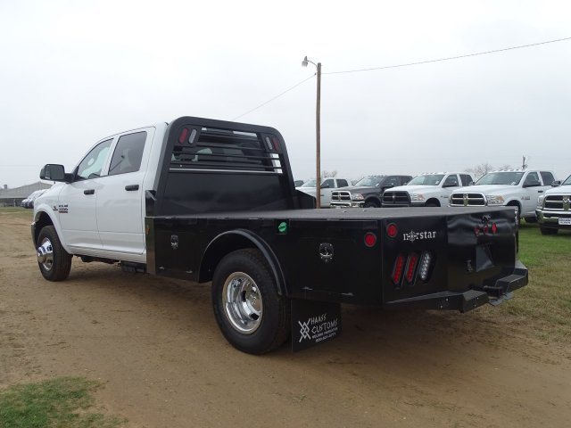 2018 Ram 3500 Crew Cab DRW 4x4,  Norstar Platform Body #D16284 - photo 5
