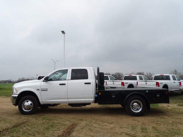 2018 Ram 3500 Crew Cab DRW 4x4,  Norstar Platform Body #D16294 - photo 7