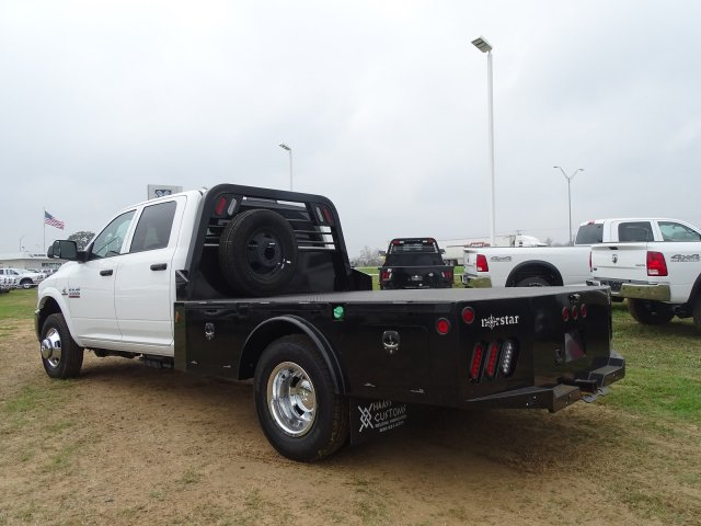 2018 Ram 3500 Crew Cab DRW 4x4,  Norstar Platform Body #D16294 - photo 4