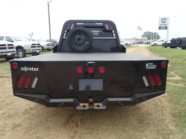 2018 Ram 3500 Crew Cab DRW 4x4,  Norstar Platform Body #D16294 - photo 8