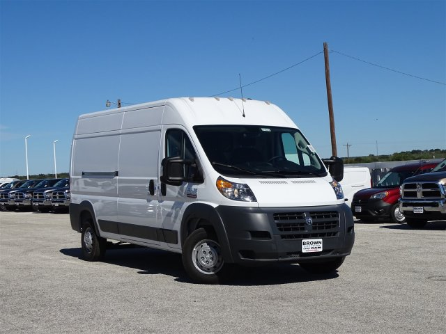 2018 ProMaster 2500 High Roof FWD,  Empty Cargo Van #D16318 - photo 3