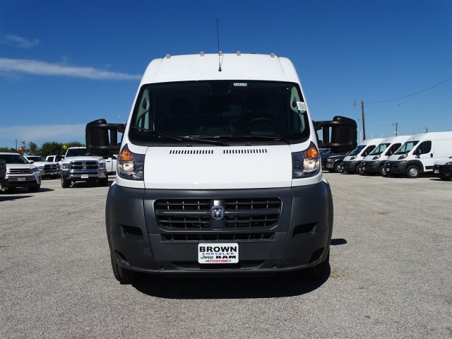 2018 ProMaster 2500 High Roof FWD,  Empty Cargo Van #D16318 - photo 4