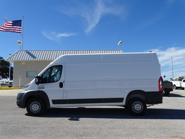 2018 ProMaster 2500 High Roof FWD,  Empty Cargo Van #D16318 - photo 7