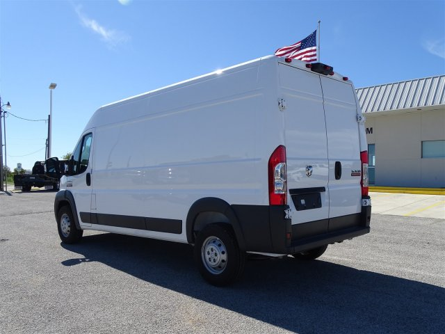 2018 ProMaster 2500 High Roof FWD,  Empty Cargo Van #D16318 - photo 8