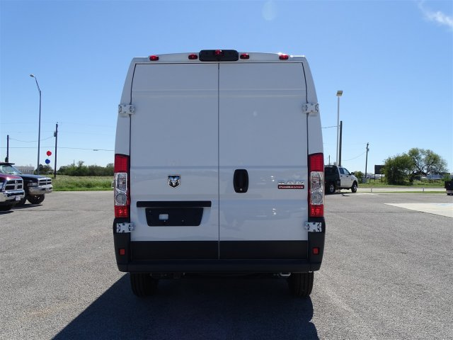 2018 ProMaster 2500 High Roof FWD,  Empty Cargo Van #D16318 - photo 9