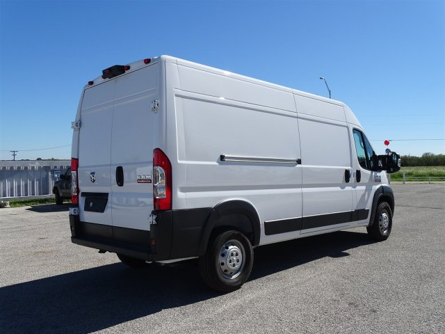 2018 ProMaster 2500 High Roof FWD,  Empty Cargo Van #D16318 - photo 10