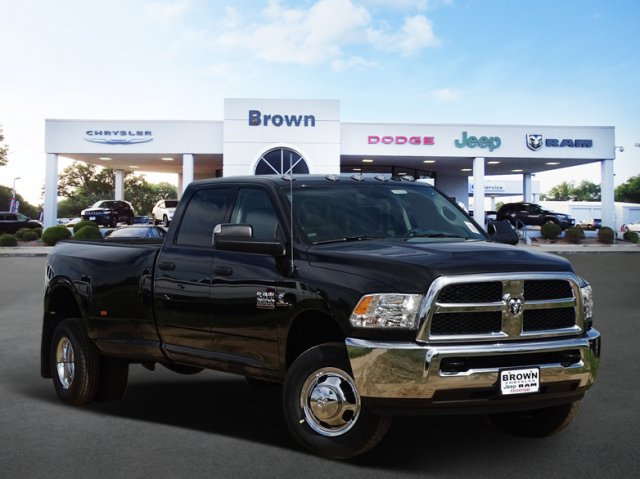 2018 Ram 3500 Crew Cab DRW 4x4,  Pickup #D16325 - photo 1