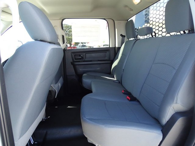 2018 Ram 3500 Crew Cab DRW 4x4,  Knapheide Platform Body #D16385 - photo 13