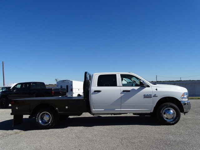 2018 Ram 3500 Crew Cab DRW 4x4,  Knapheide Platform Body #D16385 - photo 9