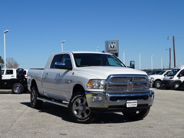 2018 Ram 2500 Mega Cab 4x4,  Pickup #D16396 - photo 5