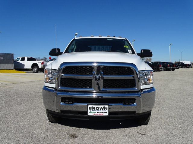2018 Ram 3500 Crew Cab DRW 4x4,  Knapheide Platform Body #D16398 - photo 3