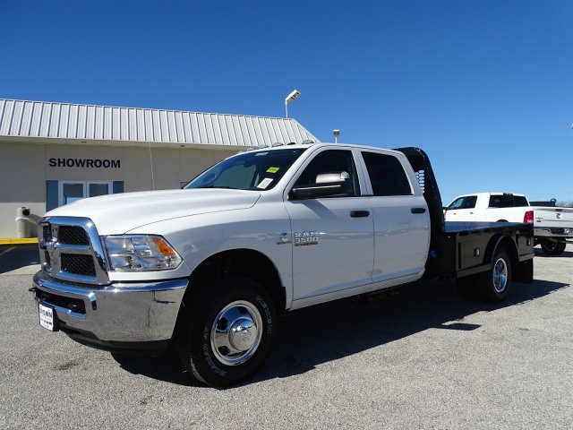 2018 Ram 3500 Crew Cab DRW 4x4,  Knapheide Platform Body #D16398 - photo 6