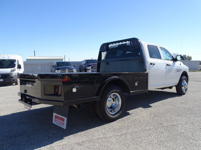 2018 Ram 3500 Crew Cab DRW 4x4,  Knapheide Platform Body #D16398 - photo 1