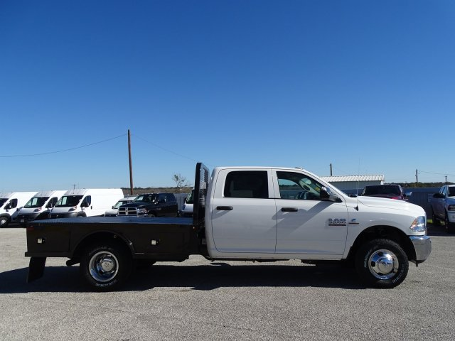 2018 Ram 3500 Crew Cab DRW 4x4,  Knapheide Platform Body #D16398 - photo 9