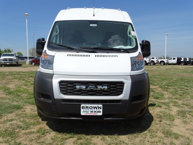 2019 ProMaster 2500 High Roof FWD,  Empty Cargo Van #D16485 - photo 3