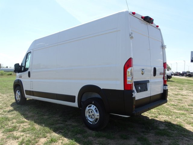 2019 ProMaster 2500 High Roof FWD,  Empty Cargo Van #D16485 - photo 8