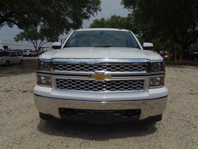 2015 Silverado 1500 Crew Cab 4x4,  Pickup #D16514A - photo 5