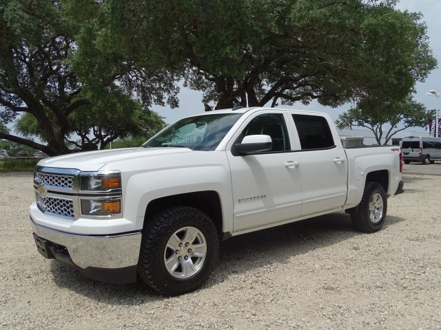 2015 Silverado 1500 Crew Cab 4x4,  Pickup #D16514A - photo 6