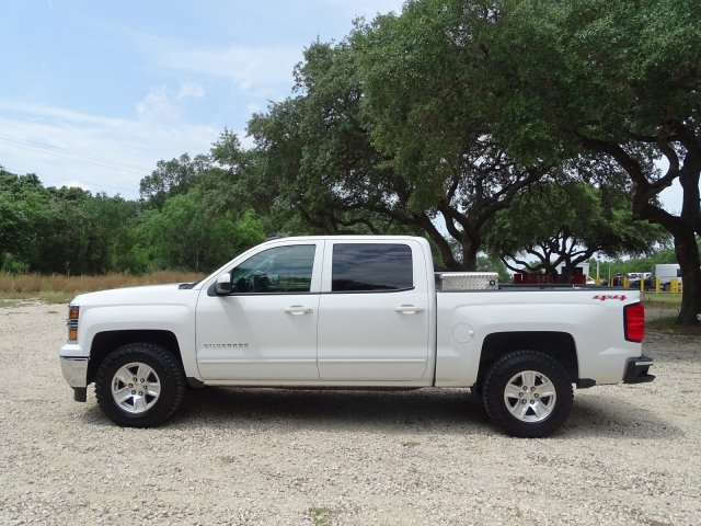 2015 Silverado 1500 Crew Cab 4x4,  Pickup #D16514A - photo 7