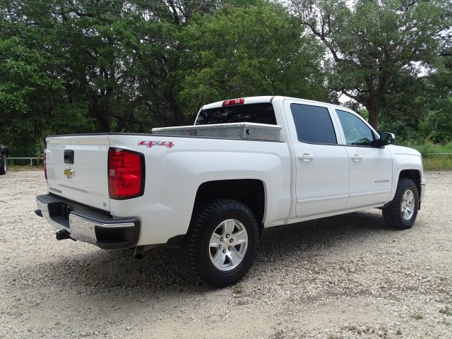2015 Silverado 1500 Crew Cab 4x4,  Pickup #D16514A - photo 2