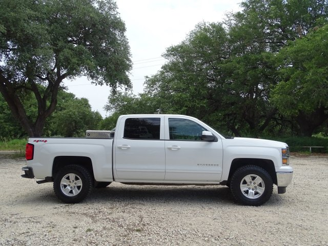 2015 Silverado 1500 Crew Cab 4x4,  Pickup #D16514A - photo 9