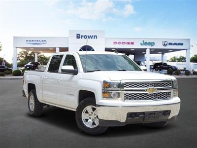 2015 Silverado 1500 Crew Cab 4x4,  Pickup #D16514A - photo 1