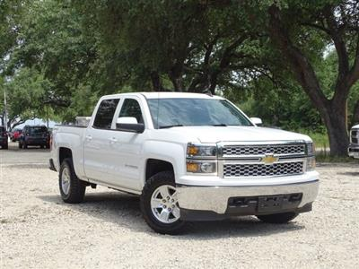 2015 Silverado 1500 Crew Cab 4x4,  Pickup #D16514A - photo 4