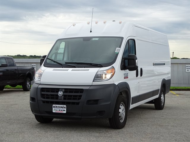 2018 ProMaster 3500 High Roof FWD,  Empty Cargo Van #D16535 - photo 4