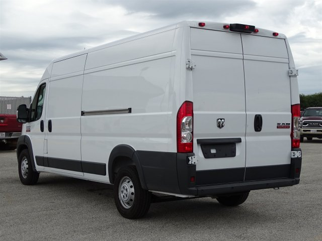 2018 ProMaster 3500 High Roof FWD,  Empty Cargo Van #D16535 - photo 5