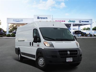2018 ProMaster 3500 High Roof FWD,  Empty Cargo Van #D16535 - photo 1