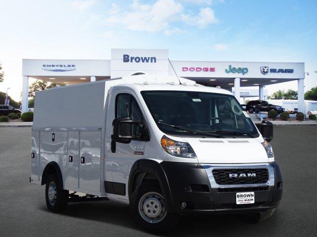 2019 ProMaster 3500 Standard Roof FWD,  Knapheide Service Utility Van #D16561 - photo 1