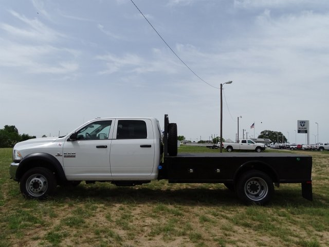 2018 Ram 5500 Crew Cab DRW 4x4,  Knapheide Platform Body #D16578 - photo 7