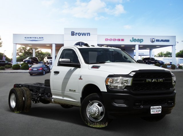 2019 Ram 3500 Regular Cab DRW 4x2,  Cab Chassis #D16656 - photo 1