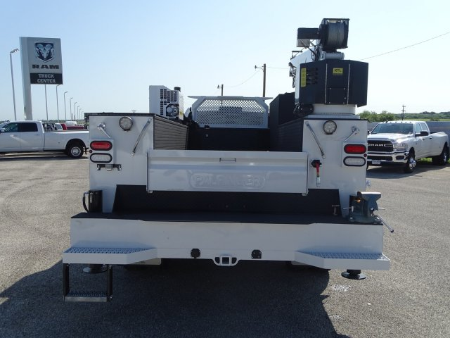 2019 Ram 5500 Crew Cab DRW 4x4,  Palfinger PAL Pro 39 Crane Body #D16689 - photo 3