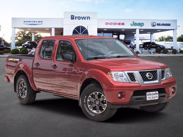 2018 Nissan Frontier Crew Cab 4x2, Pickup #D17983A - photo 1