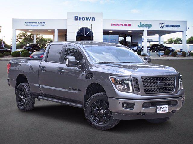 2019 Nissan Titan XD Crew Cab 4x4, Pickup #P3790 - photo 1