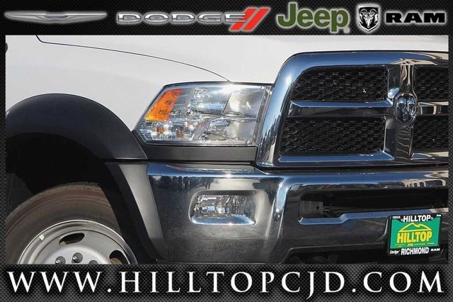 2016 Ram 4500 Regular Cab DRW 4x4, Knapheide Platform Body #D6752 - photo 5