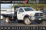 2016 Ram 4500 Regular Cab DRW 4x4, Knapheide Platform Body #D6752 - photo 1