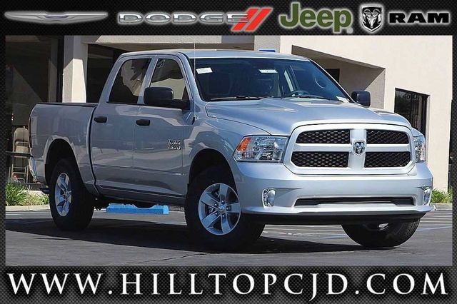 2017 Ram 1500 Crew Cab 4x4 Pickup #D7315 - photo 1