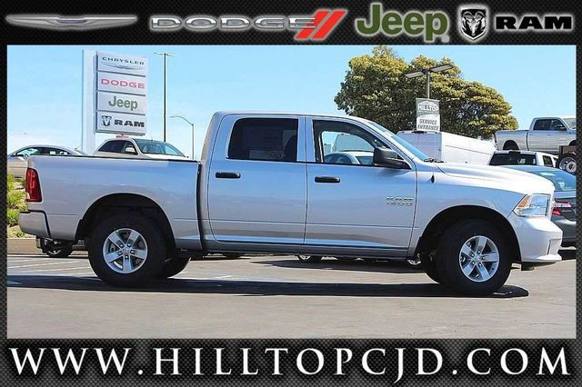 2017 Ram 1500 Crew Cab 4x4 Pickup #D7315 - photo 6