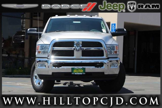 2017 Ram 3500 Crew Cab 4x4, Cab Chassis #D7434 - photo 5