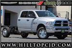2017 Ram 3500 Crew Cab 4x4, Cab Chassis #D7434 - photo 1