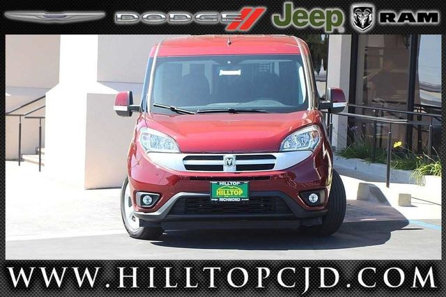 2017 ProMaster City, Cargo Van #D7488 - photo 5