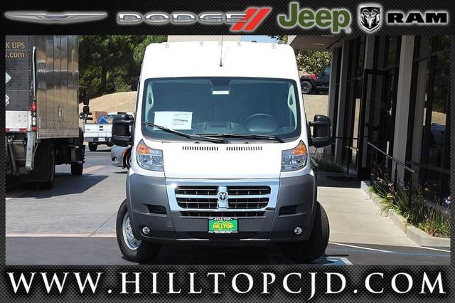 2017 ProMaster 3500 High Roof, Cargo Van #D7526 - photo 4
